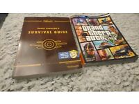 Fallout 4 and gta v strategy guides