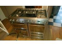 Hotpot range style electric gas cooker
