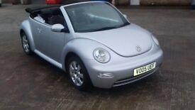 2005 Volkswagen beetle soft top swap for t4 bike orother vw