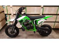 IMR racing.... 50cc motocross bikes ( automatic )
