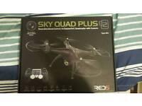 Sky quad plus v2 drone quadcopter