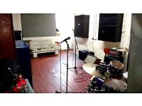 Music/ Arts space available to hire