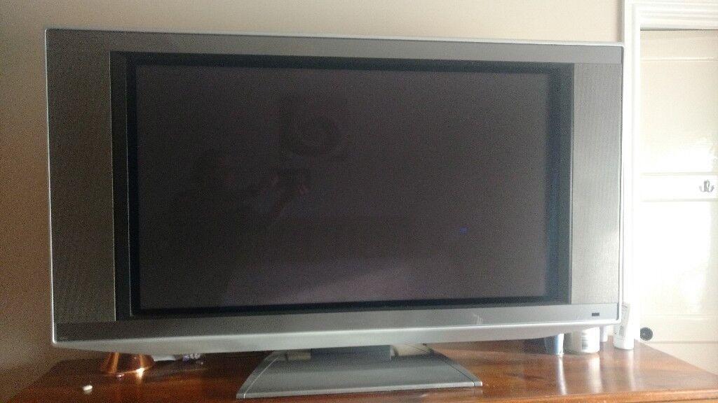 Toshiba 42 Inch Plasma Tv In Norwich Norfolk Gumtree
