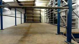 Storage, 200sq ft Mezzanine for rent