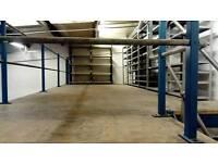 Storage, 200sq ft Mezzanine for rent