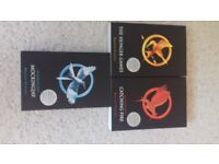 The hunger games book 1 - 3