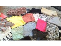 Size 10 clothes lot all freshley washed