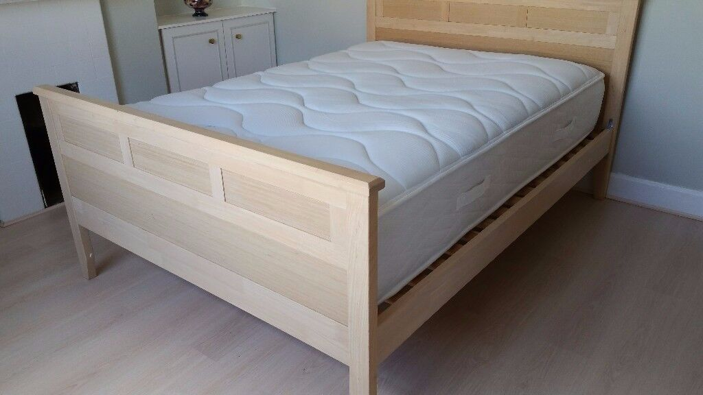 Myers Memory Foam Tetbury Comfort Latex 1400 Double Mattress £499retail Bargain £125 Free Delivery