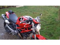 Ducati Monster 696 , Full Termignonis
