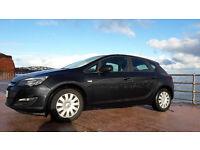 2013 (63) VAUXHALL ASTRA ECOFLEX 1.7 CDTi (S/S) - Vauxhall Warranty and MOT DEC 17! PRICE REDUCED