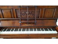J White & Sons Upright Piano £60 (Edinburgh)