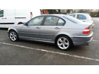 BMW 318 full 12mont mot full service history hpi clear genuine mileage