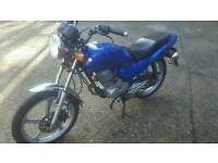 wuyang honda 125cc with gears. learner legal can be ridden on L plates. fully working and serviced