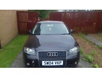 Audi A3 Special Addition spairs or repiars head gasket gone but fixable