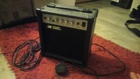 Guitar Amp, perfect condition, only used a couple of times