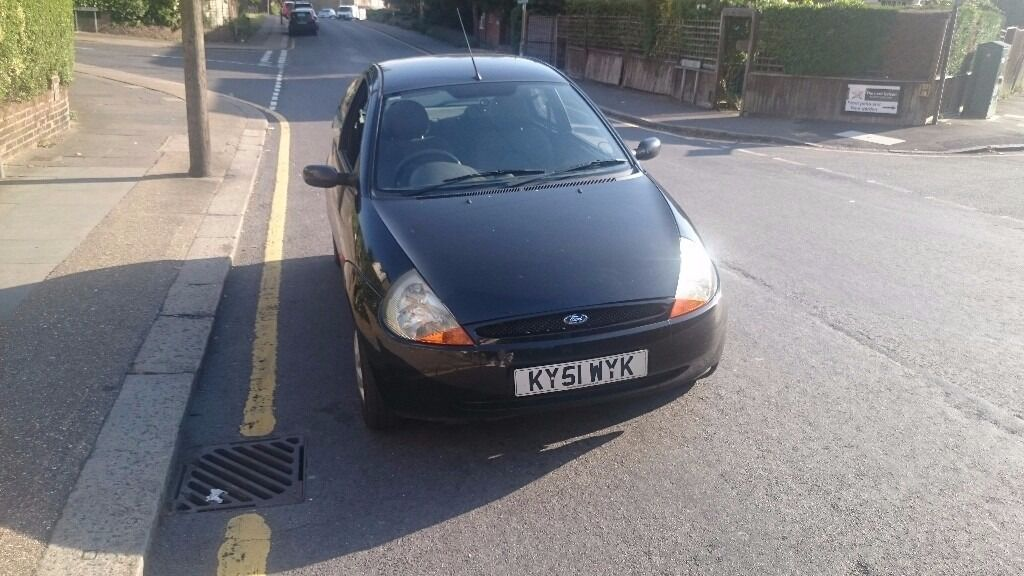 Ford Ka   With Mot And Tax