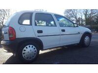 Vauxhall Corsa 1.4 Low Mileage 19k, Bargain