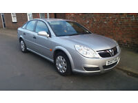 """2007 reg """"""""SPARES OR REPAIR """""""" vauxhall vectra life 1.8 petrol with 95000 miles on the clock"""