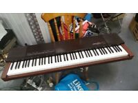 (T) Yamaha PF15 keyboard Piano Harpsichord 88 Key