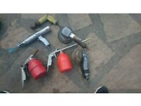 Air tools job lot