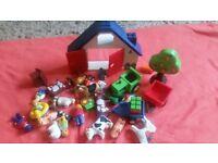 Playmobil 123 farm