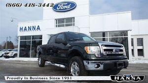 2014 Ford F-150 XLT 4X4 *6 1/2 FT BOX*