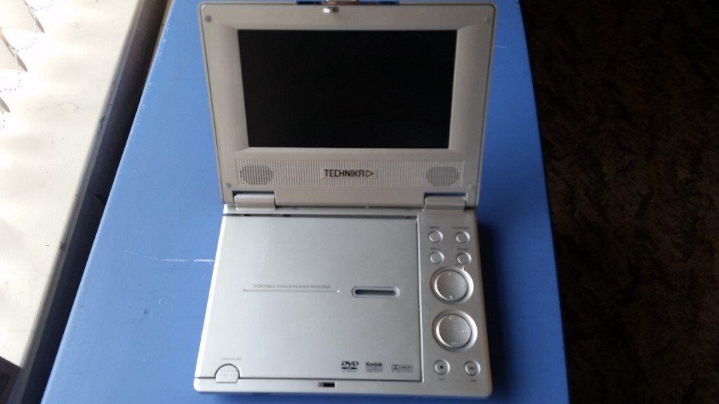 Technika Portable DVD player PDVD2005
