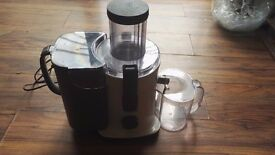 Centrifrugal Juicer with Juicemaster book