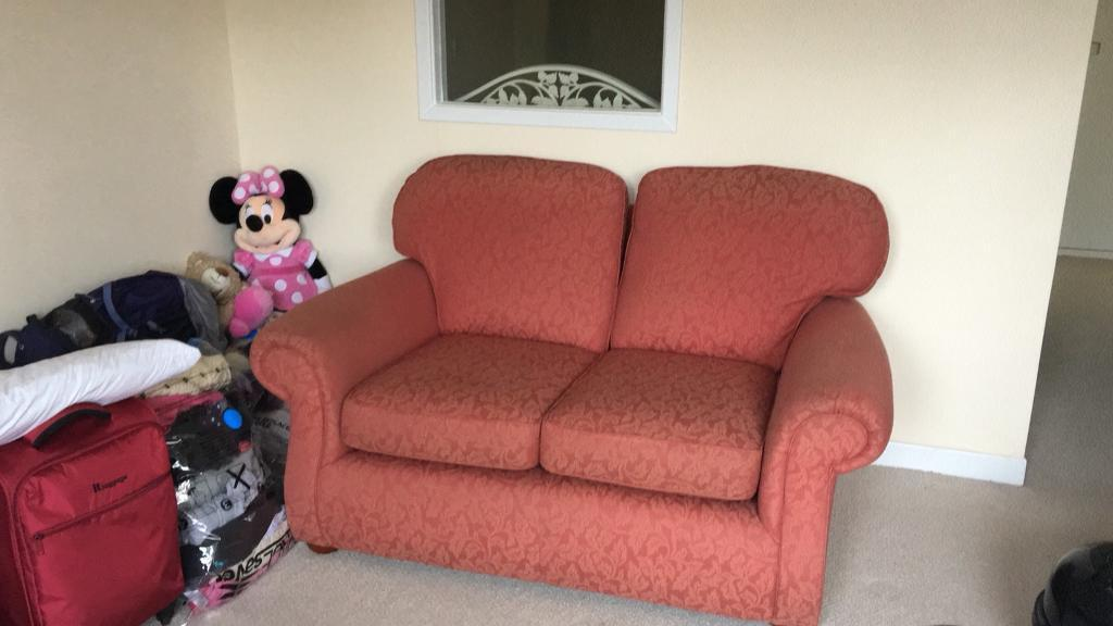Cool Small Two Seater Sofa Best Offer In Romsey Hampshire Gumtree Gmtry Best Dining Table And Chair Ideas Images Gmtryco