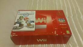 Nintendo wii & Mario kart