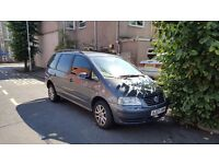 07 VW SHARAN TDI 1.9 AUTO WITH FAMILY PACK