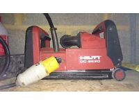 Hilti wall chaser DC-SE20