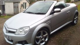 vauxhall tigra convertable 2006 may 2018 mot leather heated seats excellent condition