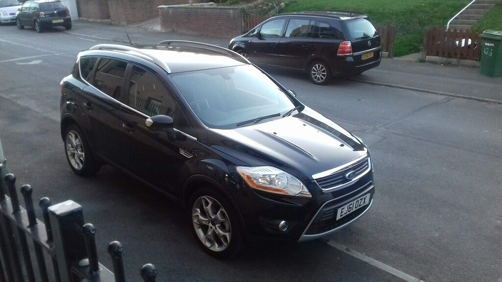 Reliable Automatic Ford Kuga