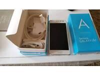 Samsung A3 phone - Pearl White