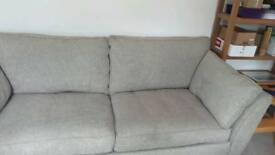 3 seater Marks and Spencer couch