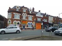 fully fitted out takeaway on CHEETHAM HILL ROAD MANCHESTER extremely high footfall ready to move in