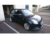 2008 Suzuki Swift Sport classic (warm) hot hatch, low insurance