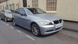 BMW 320I SE, 2005, 117K, 2 LITRE PETROL, LONG MOT! MV2 ALLOYS, 4 DOOR FAMILY CAR