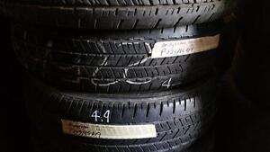 Two tires size 225 65 17 for sale