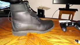 Timberland boots black uk 10.5