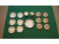 Duchess fine bone china tea service