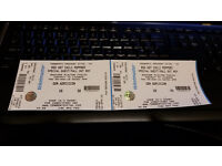 Red Hot Chilli Peppers - Tennents Vital - 25th Aug 2016 - 2 x Tickets for Sale