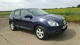 Nissan qashqai acenta 2.0dci 2wd with full service history