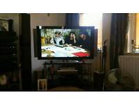 """Pioneer 50""""hd plasma TV for sale. Free local delivery"""