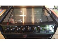 Cannon dual fuel double cooker
