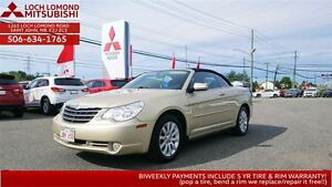 2010 Chrysler Sebring Touring - GET SOME SUN for only $142 BW