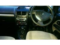 Renault Clio 1.2 2005 Rush (Special Edition) 5 doors black,