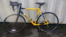 RACER REFLEX TOUR RACING GEOMETRY BIKE 14 SPEED 700 CC WHEELS AVAILABLE FOR SALE