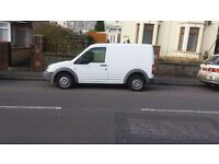 Ford transit connect diesel 08